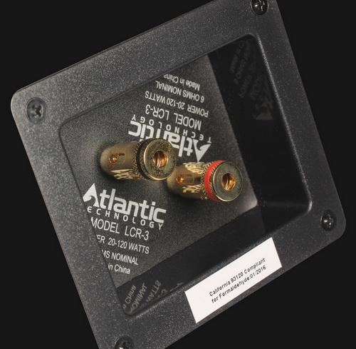 Atlantic giới thiệu 2 dòng loa xem phim FS3 và LCR3, giá từ 275USD