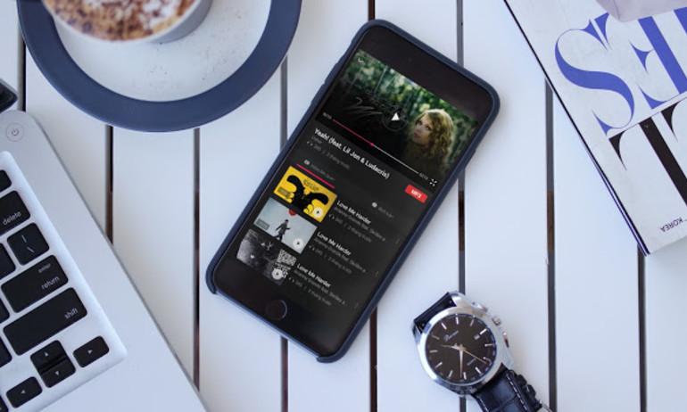 """Mix 166: phần mềm nghe """"nhạc quẩy"""" online cho iPhone"""