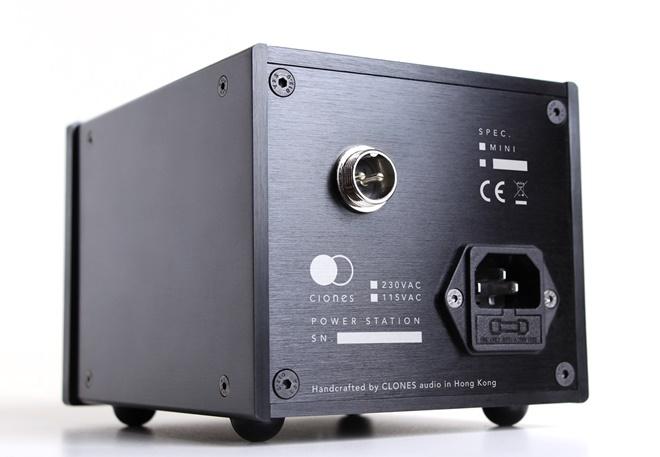 Clones Audio ra mắt bộ nguồn hi-end giá tốt Power Station Lite