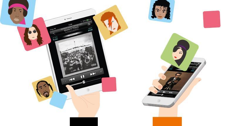 Làm sao để nghe nhạc lossless và Hi-Res trên iPhone?