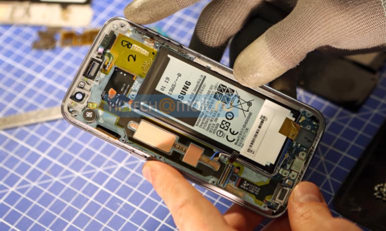 Cần bao nhiêu tiền để sản xuất được một chiếc Galaxy S7?