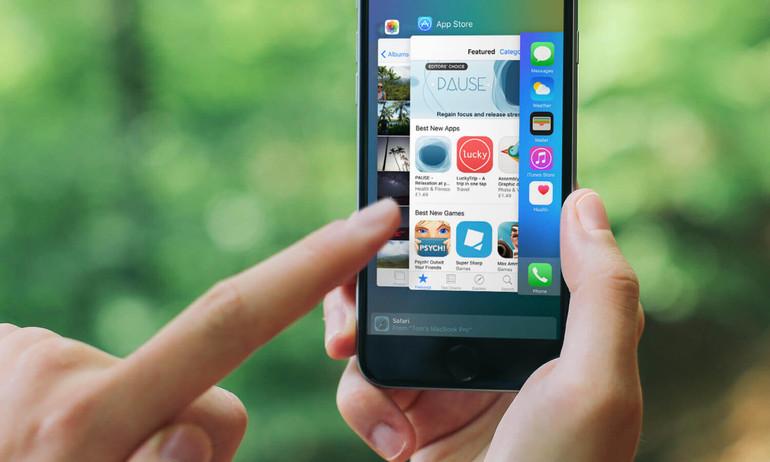"""Apple: """"Tắt app thường xuyên cũng không tiết kiệm pin được đâu"""""""