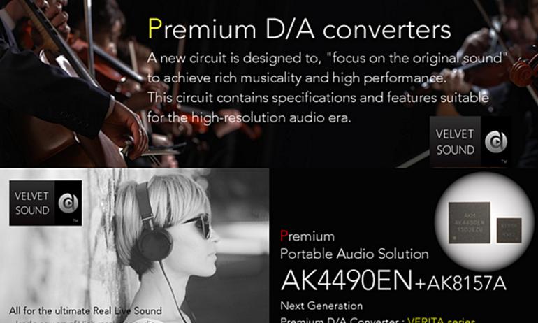 AKM chính thức giao hàng chip DAC AK4490EN cao cấp