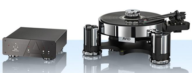 Hé lộ Acutus Reference Mono SP – mâm đĩa nhựa  mới nhất từ Avid