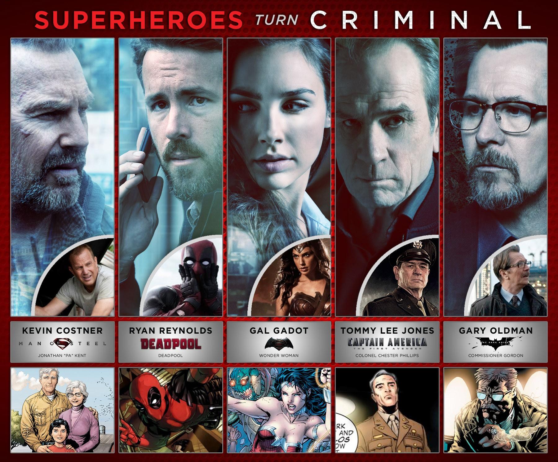 """""""Criminal"""": Khi nửa phần người trở lại"""