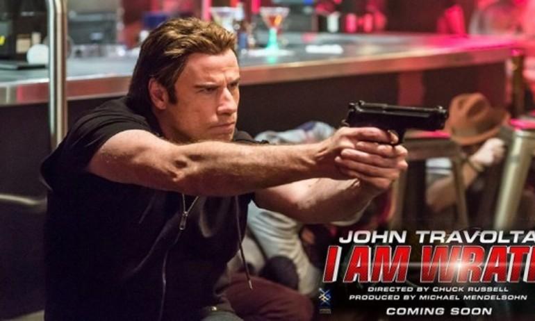 """Đạo diễn """"Vua Bọ Cạp"""" bắt tay với John Travolta trong """"I Am Wrath"""""""