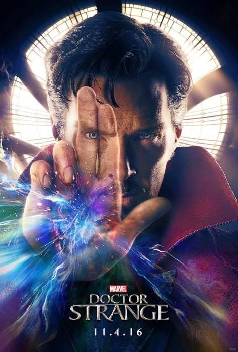 """Đến với thế giới huyền bí Marvel qua trailer """"Doctor Strange"""""""
