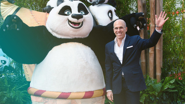 """DreamWorks """"nộp mình"""" cho NBCUniversal với giá 3,8 tỷ USD"""