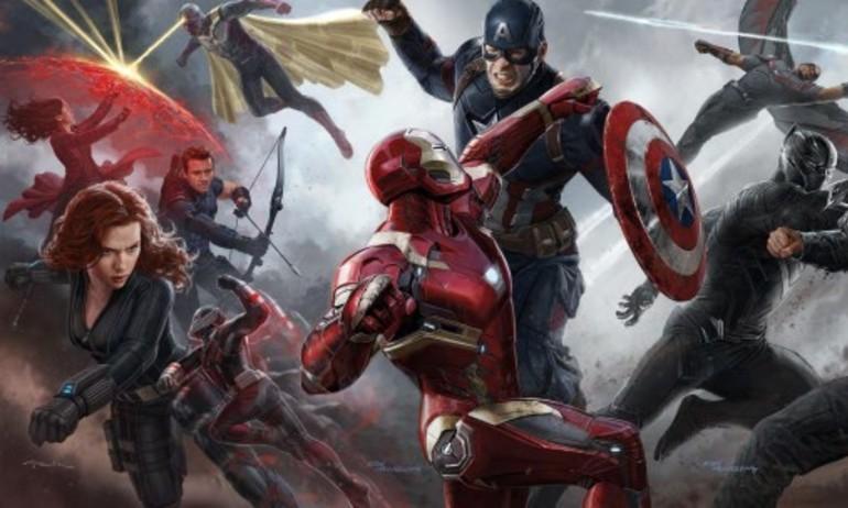 """Dự đoán doanh thu kỷ lục của """"Captain America: Civil War"""""""