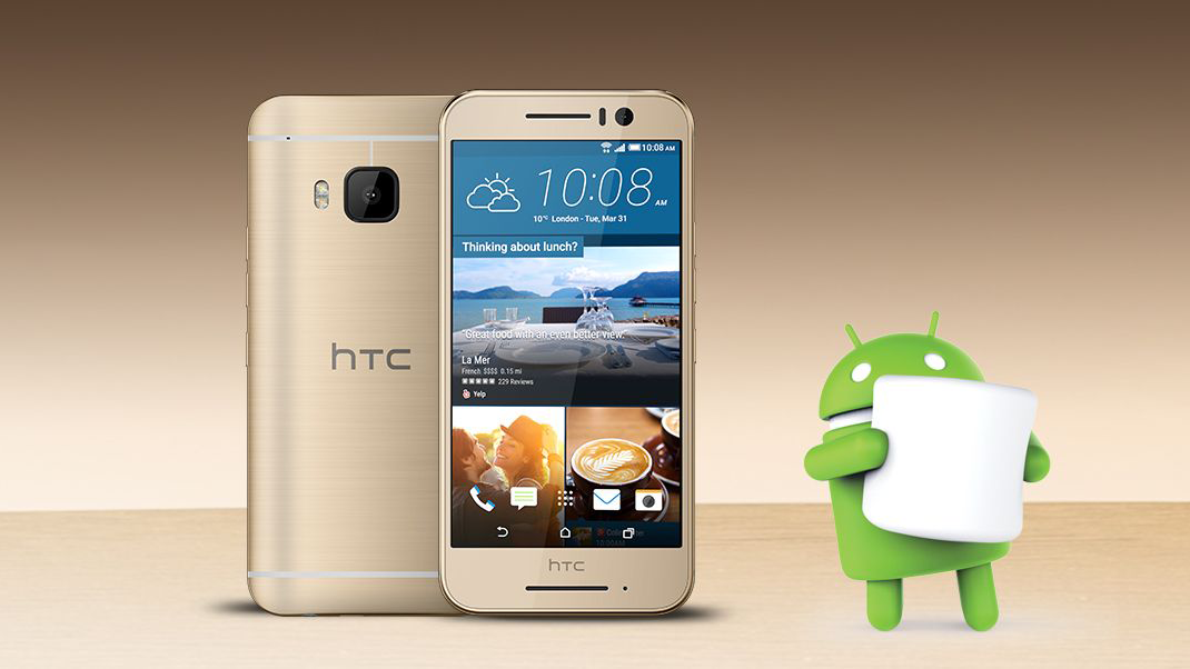 HTC One S9 ra mắt: Cấu hình tầm trung, giá cận cao cấp