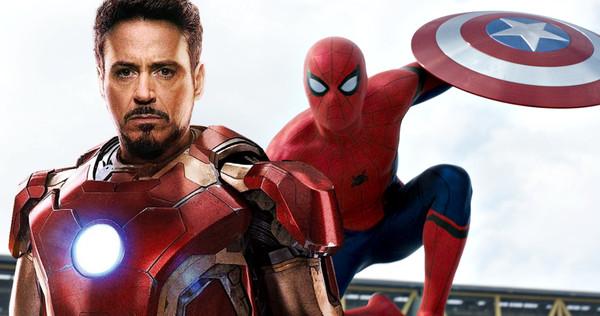 """Iron-Man """"nâng đỡ"""" Spider-Man mới trong phim riêng đầu tiên"""