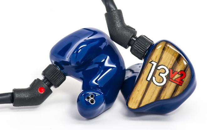 JH Audio giới thiệu tai nghe CIEM 6 driver mới – JH13 Pro V2