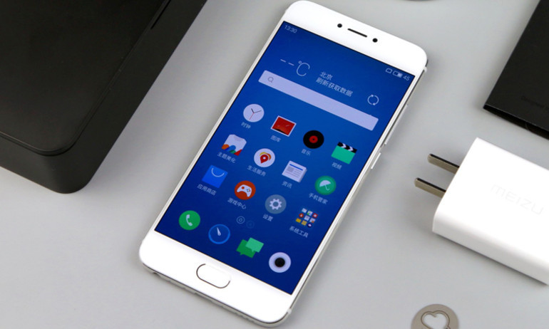 Meizu Pro 6 ra mắt: Chip 10 nhân, 3D Press, 10 đèn Flash