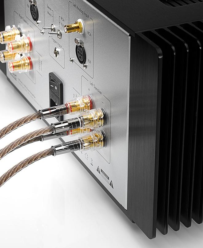Nubert ra mắt ampli NuPower A cho phép lựa chọn chế độ khuếch đại