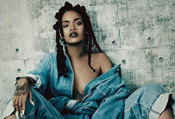 """Phong cách đột phá của Rihanna trong MV mới """"Needed Me"""""""