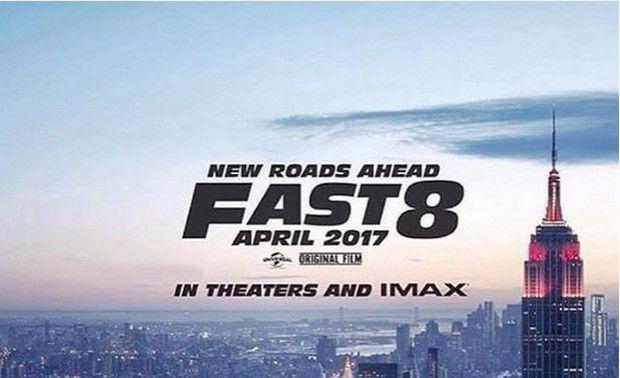 """Poster buồn nhất của """"Fast & Furious 8"""" đã được công bố"""