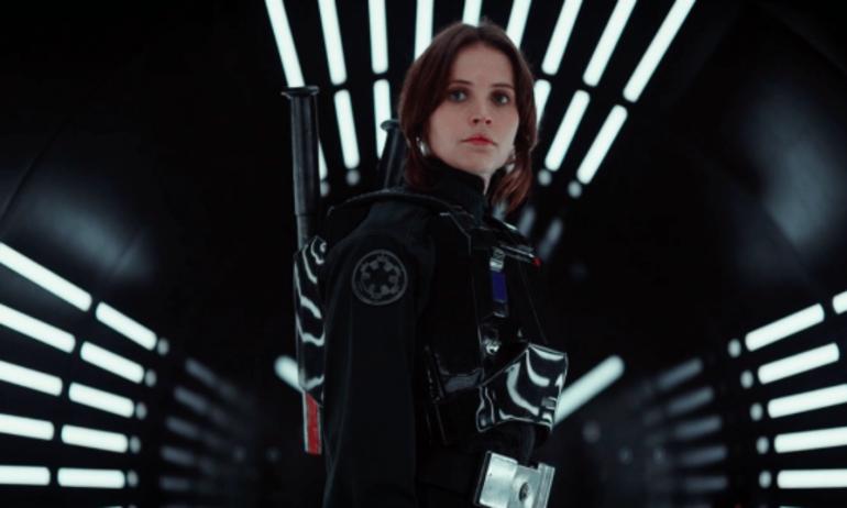 """""""Rouge One: A Star Wars Story"""" hé lộ cỗ máy chết chóc của dải ngân hà"""