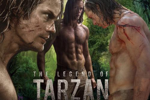 """Tarzan """"ăn hành"""" bởi Margot Robbie khi đóng cảnh nóng"""