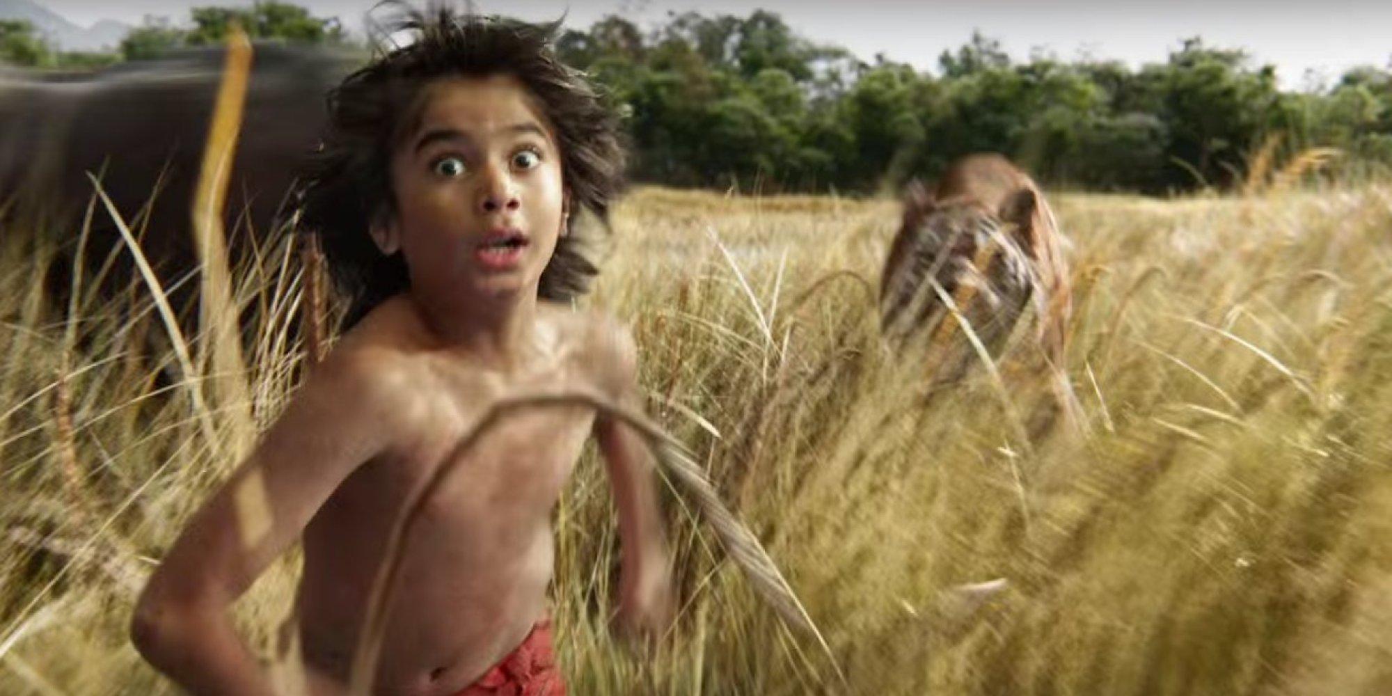 """""""The Jungle Book"""" bị phê phán vì phân biệt chủng tộc"""