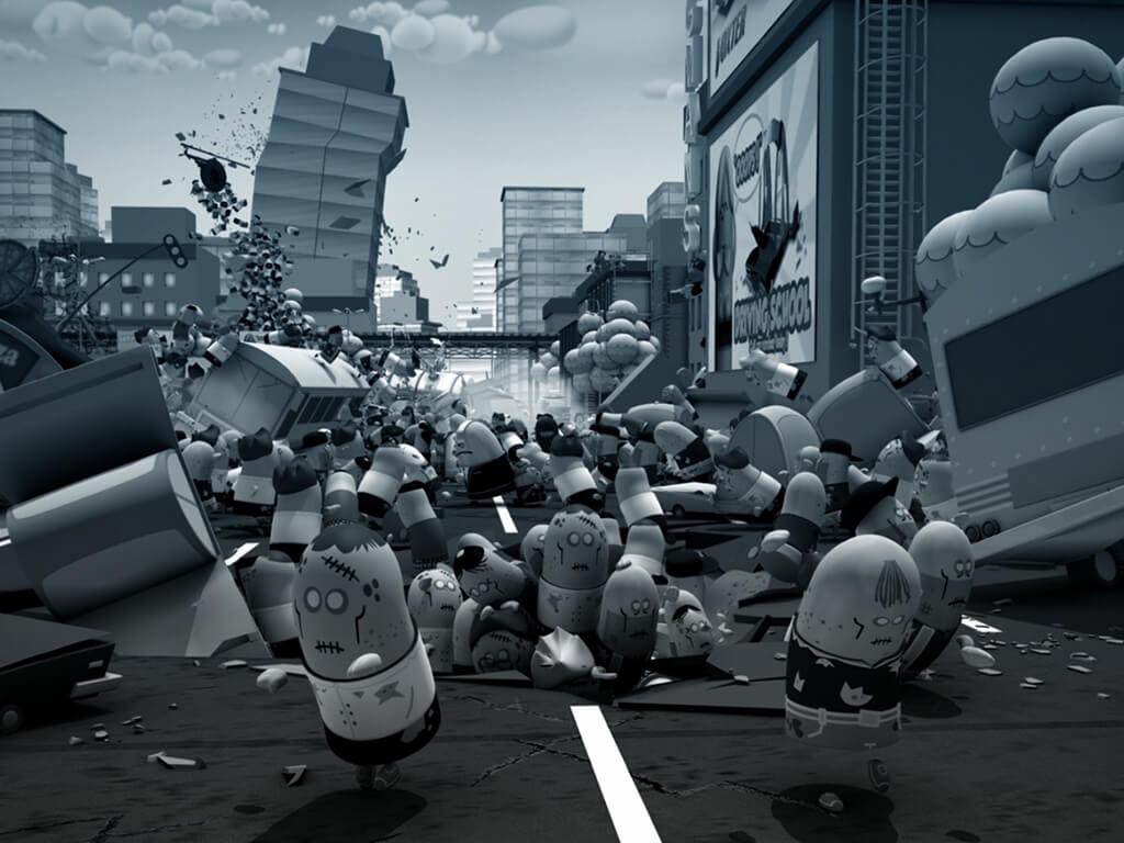 """""""Trứng ung trả đũa"""" – Phim hoạt hình 16+ đầu tiên chiếu rạp Việt"""