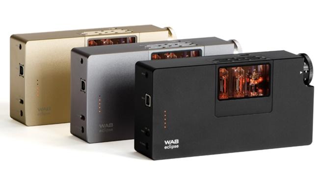 Woo Audio chính ra bán ra ampli di động thuần đèn WA8 Eclipse