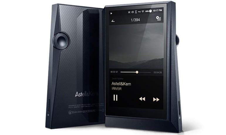 Astell&Kern giới thiệu máy nghe nhạc AK300 kèm module ghi âm chuẩn DSD