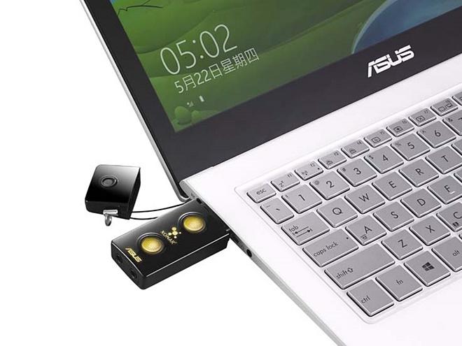 ASUS Xonar U3 Plus – USB soundcard nhỏ gọn chất lượng cao, giá 1 triệu đồng