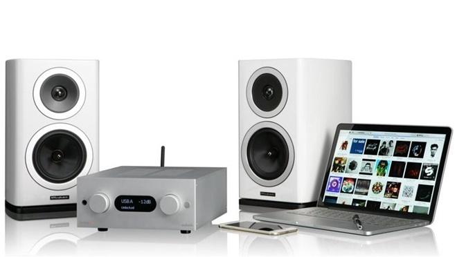 Audiolab ra mắt M-One: kế thừa và hoàn thiện từ M-DAC
