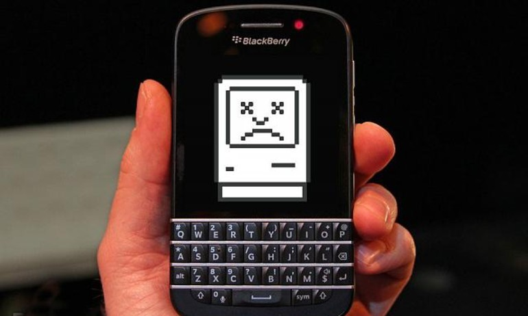 """Blackberry """"chia tay"""" BB OS, tập trung vào Android"""