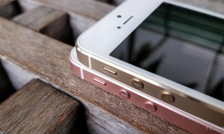 """iPhone SE """"làm không kịp bán"""", Apple sẽ lãi lớn"""