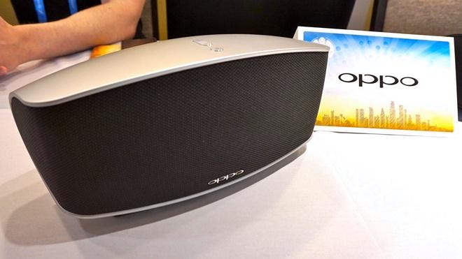 Oppo hé lộ dòng loa di động đầu tiên mang tên Sonica, có hi-res audio