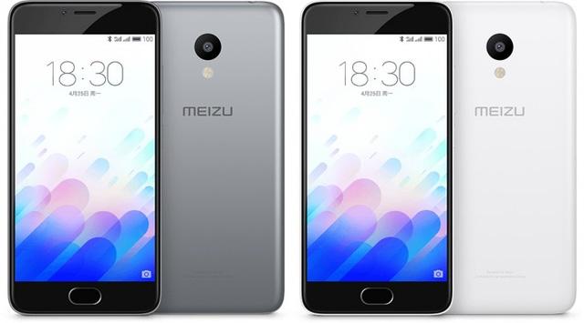 Meizu M3 ra mắt: Chip lõi 8, RAM 2/3GB, giá chỉ từ 2 triệu