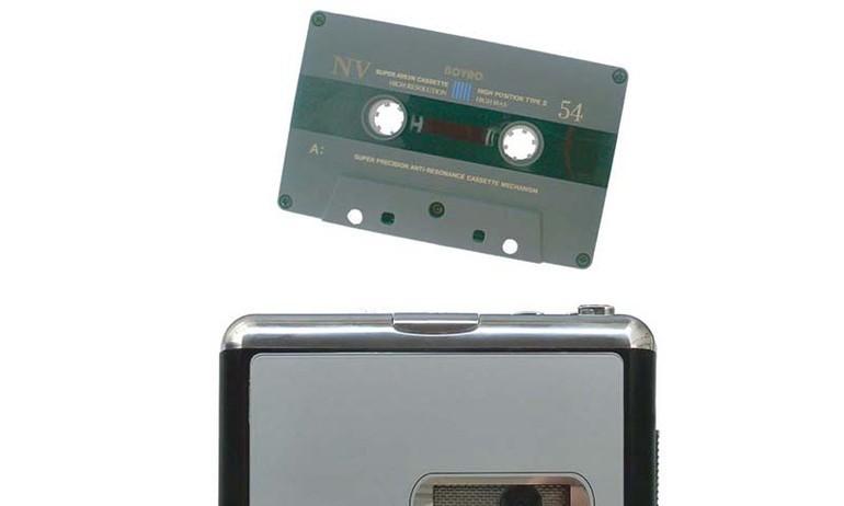 Novak ra mắt máy phát kiêm đầu đọc số hóa cho băng cassette giá mềm