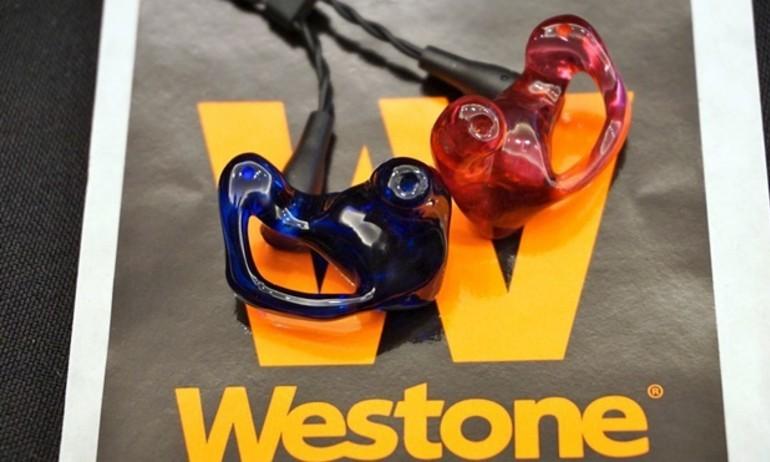 Westone giới thiệu dòng tai nghe inear custom skeleton S-series độc đáo