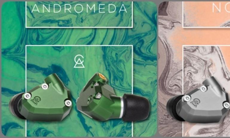 Campfire Audio giới thiệu 2 tai nghe inear Andromeda và Nova