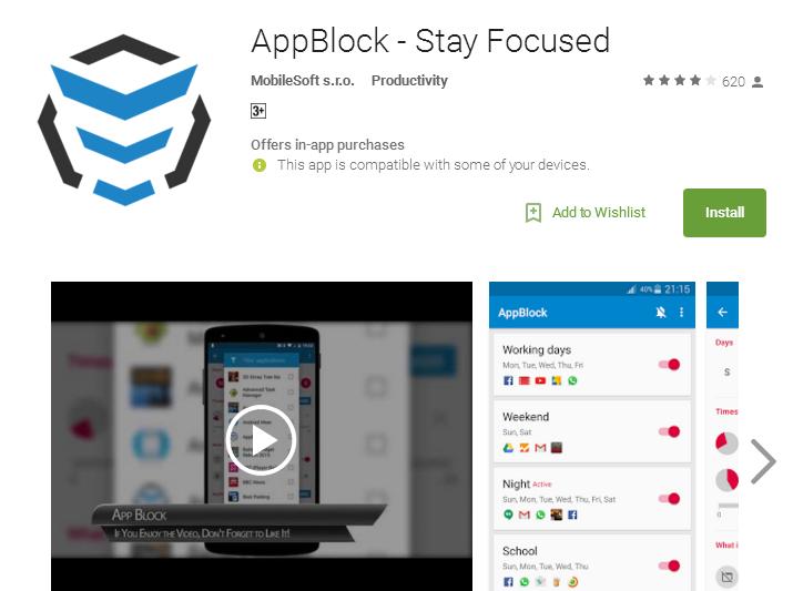 """5 ứng dụng giúp bạn cắt """"cơn nghiện"""" smartphone"""