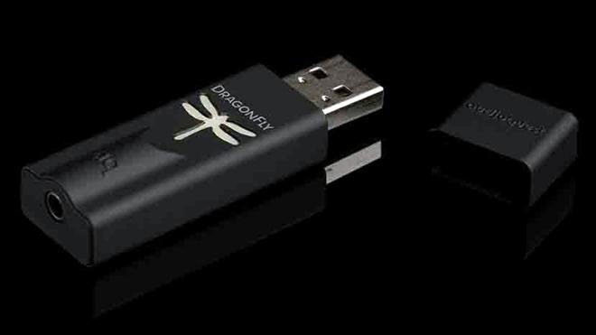 Audioquest chính thức ra mắt USB DAC Dragonfly Red và Black