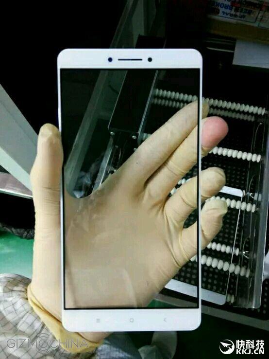 Xiaomi Mi Max lộ diện: Màn 6,4 inch, siêu mỏng, giá 4,7 triệu