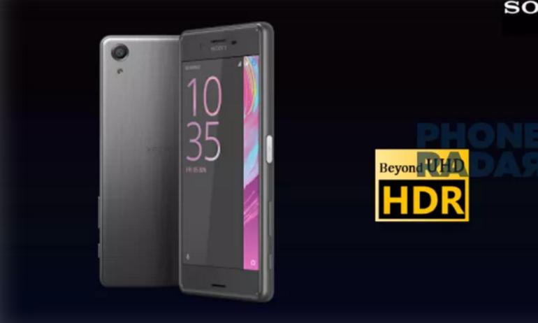 Xperia X Premium sẽ có màn hình WhiteMagic HDR, độ sáng 1300 nits