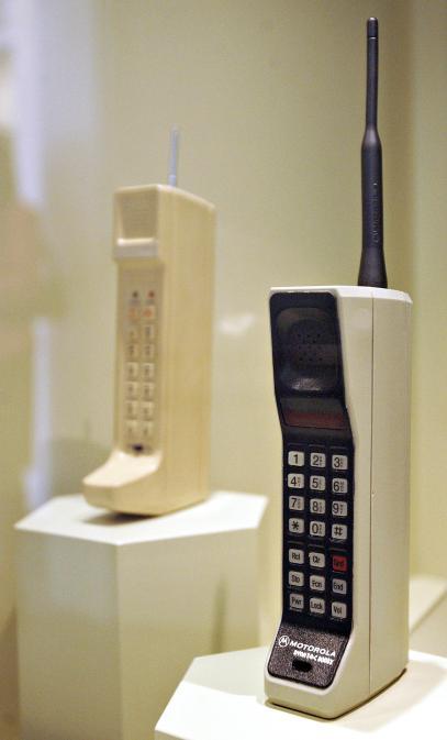 """4 chiếc điện thoại từng """"làm mưa làm gió"""" trước iPhone"""