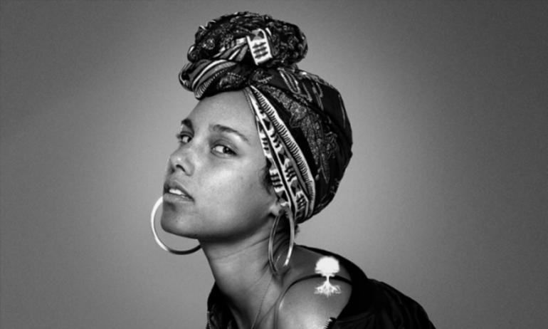"""Alicia Keys đánh dấu sự trở lại với """"In Common"""""""