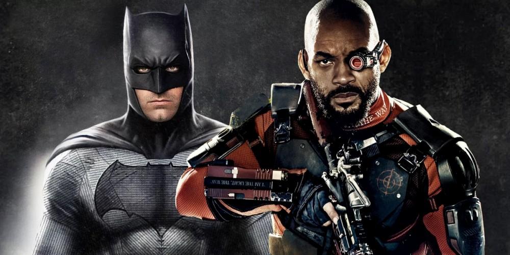"""Batman có vai trò lớn trong """"Biệt đội tự sát"""""""