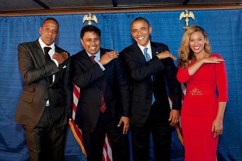 """""""Chất nghệ"""" trong con đường chính trị của Barack Obama"""