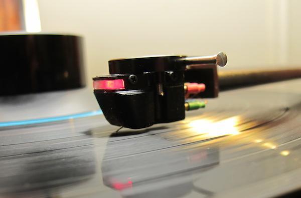 DS Audio ra mắt cartridge quang học DS Master1 dành cho mâm đĩa nhựa