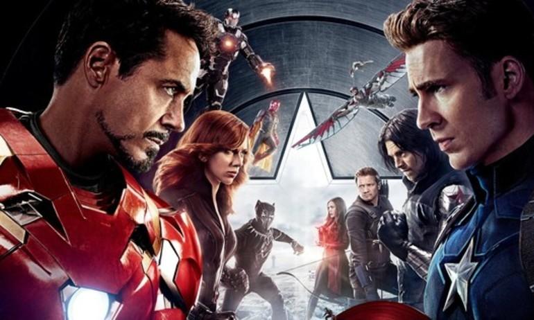 """Disney vượt mốc 1 tỷ USD nhờ """"Captain America: Civil War"""""""