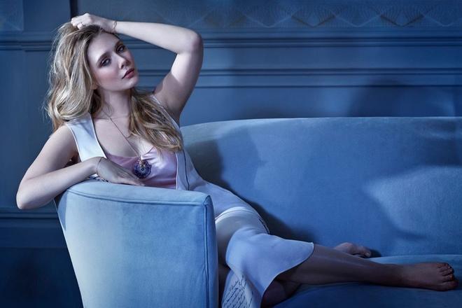 Elizabeth Olsen – Nàng phù thủy quyến rũ nhất Captain America 3
