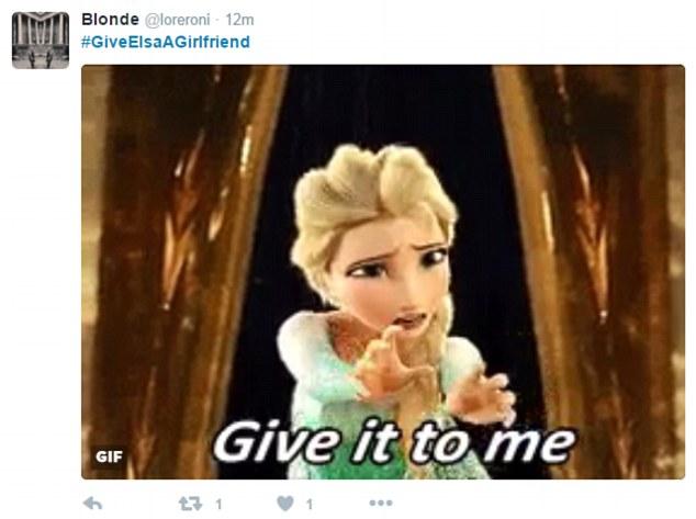 Fan Disney biểu tình: Đừng để Elsa yêu đàn ông!