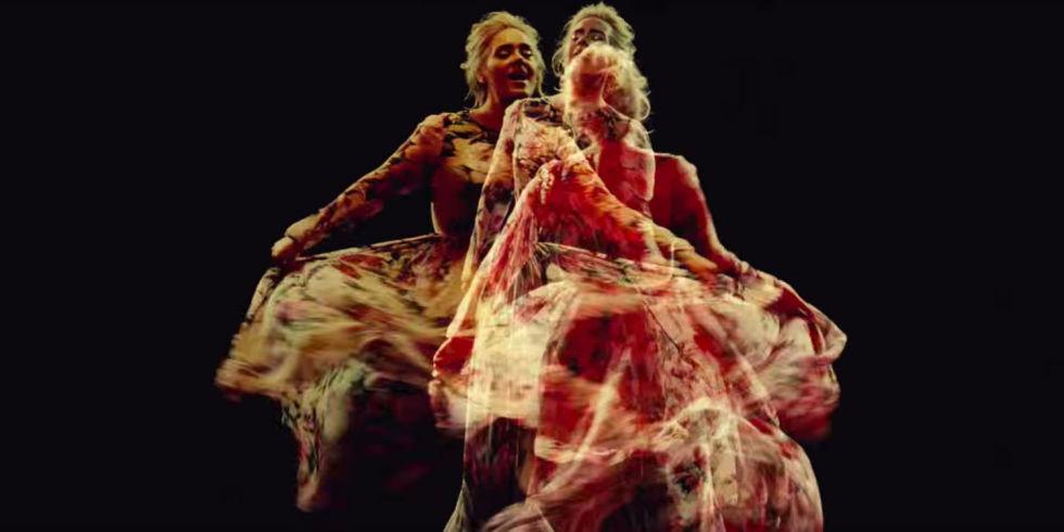 """Hoa mắt vì điệu nhảy của Adele trong MV """"Send My Love"""""""