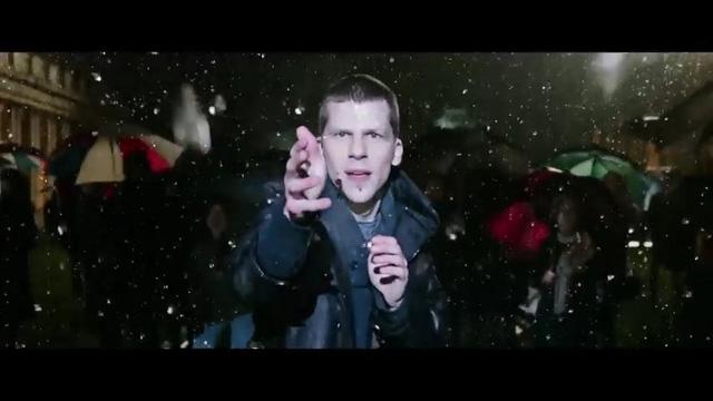 Jesse Eisenberg biểu diễn ảo thuật đỉnh cao trong Now You See Me 2