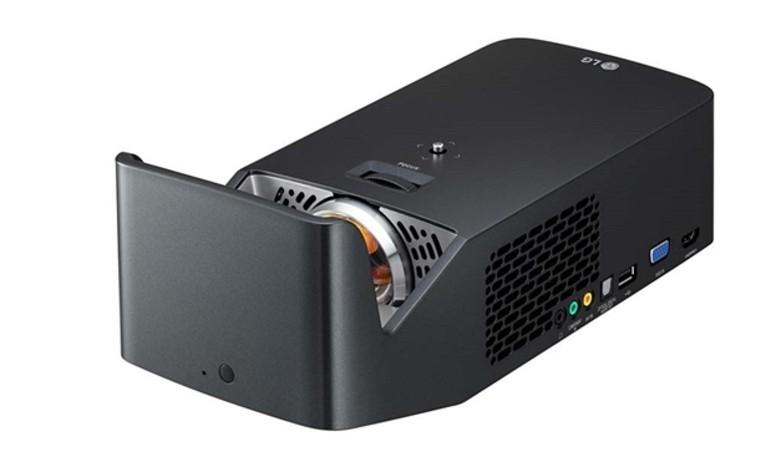 LG ra mắt Minibeam UST – máy chiếu siêu gần di động, giá 31 triệu đồng